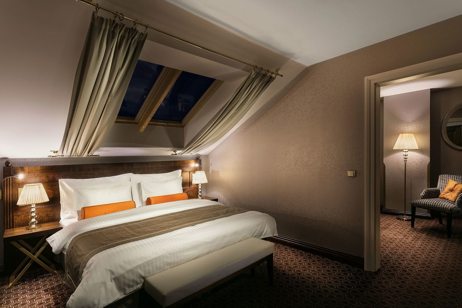 Martini Bedroom Suite Rooms Suites Cosmopolitan Hotel